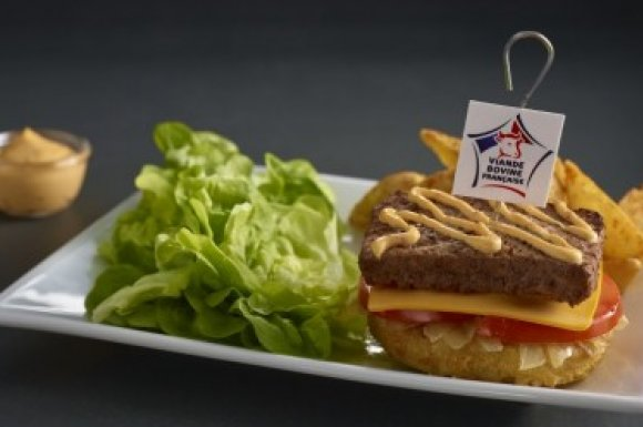 Tennessee rosti burger Vannes