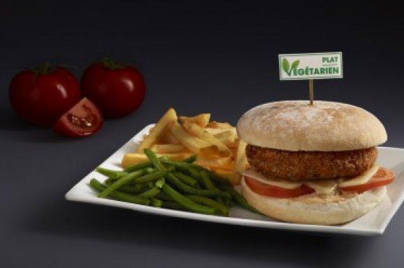 Veggie burger Vannes