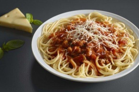 Spaghettis sauce bolognaise Vannes
