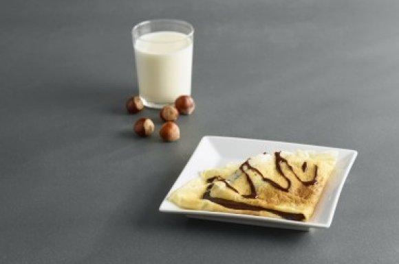 Crêpe Nutella gourmand Vannes
