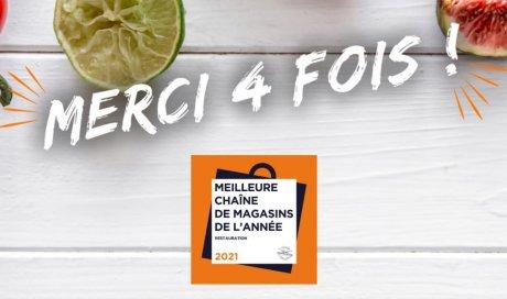 Flunch à Vannes :  restaurant traiteur élu meilleure chaîne de restauration 2021