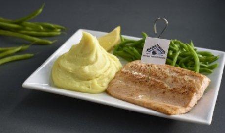 Filet de saumon sauvage sauce au choix Vannes